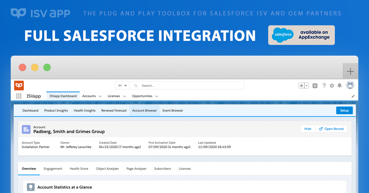 October Feature Update: Full Salesforce Integration — Post Image