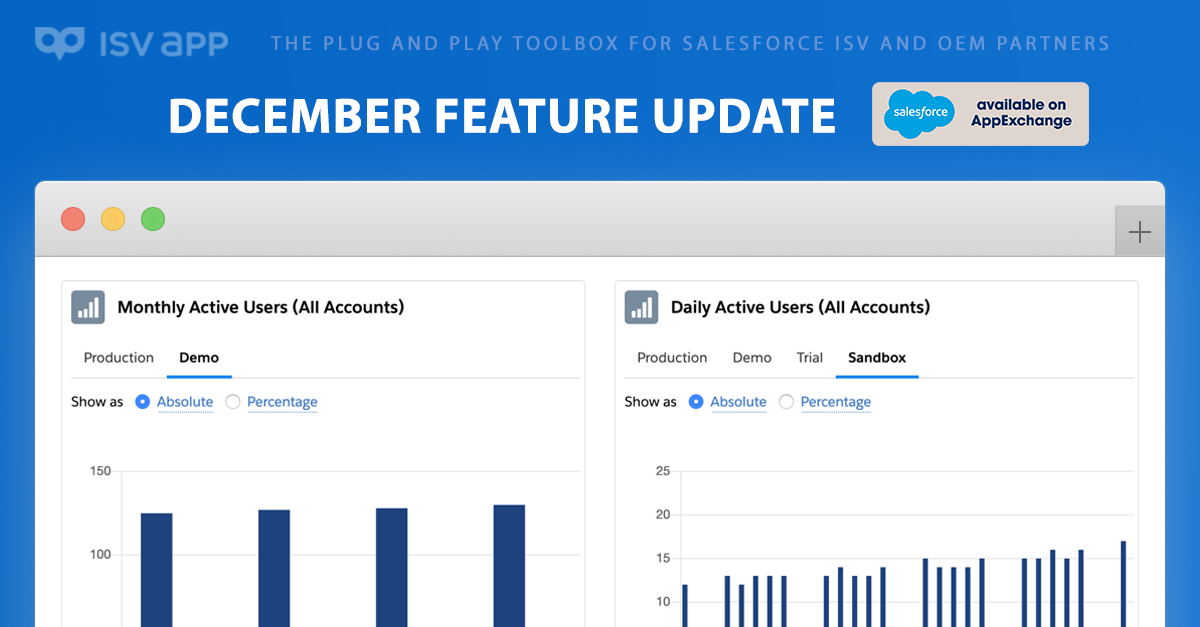 December Feature Update: Enhanced Usage Insights — Post Image