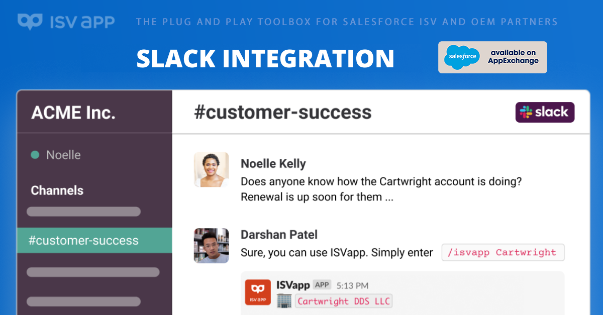 February Feature Update: REST API and Slack Integration — Post Image